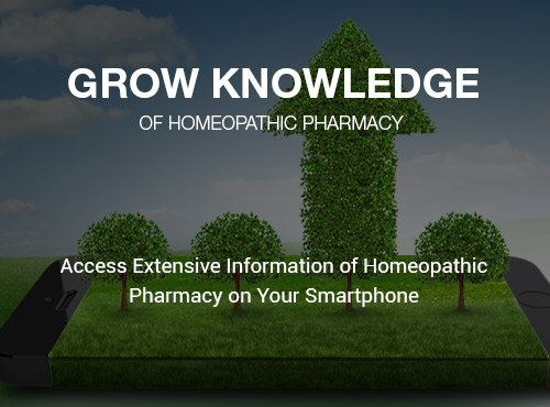 Grow knowlede homeopathic pharmacy