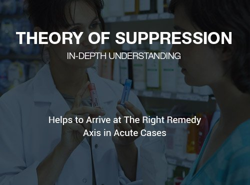 Theory-of-suppression