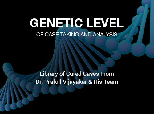 Genetic-level-case-taking