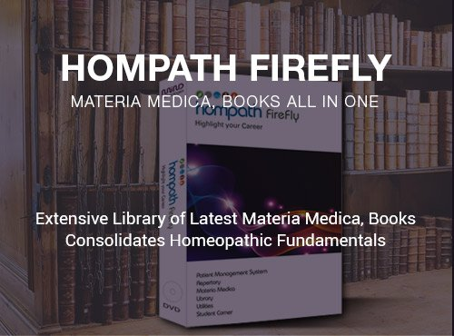 Innovative Homeopathy Software