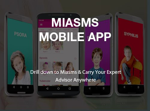 Miasms Advisor